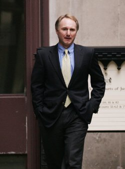 AUTHOR DAN BROWN LEAVES BRITAIN'S HIGH COURT