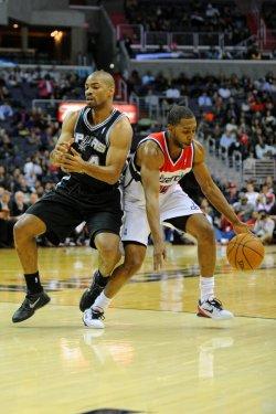 San Antonio Spurs vs Washington Wizards In Washington