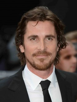 "Christian Bale attends the European premiere of ""The Dark Knight Rises"" in London"
