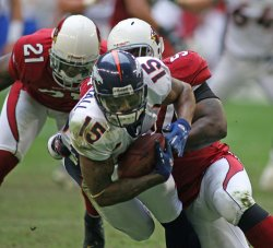 DENVER BRONCOS VS ARIZONA CARDINALS