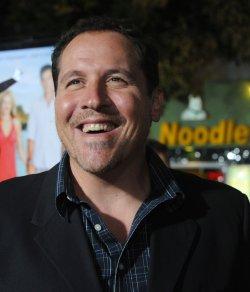 """Jon Favreau attends the """"Couples Retreat"""" premiere in Los Angeles"""
