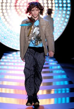 Men's Fashion - John Galliano...