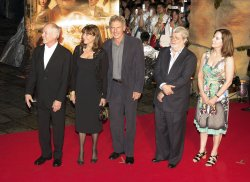 """Indiana Jones and the Kingdom of the Crystal Skull"" premieres in Tokyo"