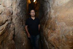 Archeologist Eli Shukron In City Of David Excavations, Jerusalem