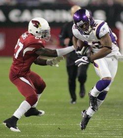 NFL Vikings vs Cardinals