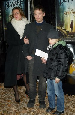 """Screening of """"The Spiderwick Chronicles"""" in New York"""