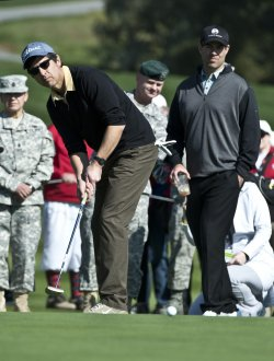 3M Celebrity Challenge at Pebble Beach, California