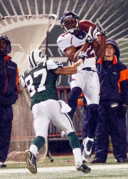 Denver Broncos at New York Jets