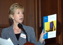CONGRESSIONAL STAFF BRIEFED ON IT IN HEALTHCARE