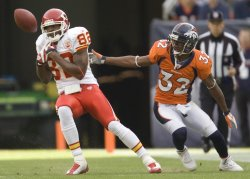 Kansas City Chiefs vs Denver Broncos