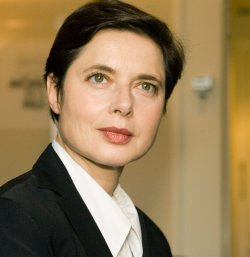 ACTOR ISABELLA ROSSELLINI AT VANCOUVER INTERNATIONAL FILM FESIVAL