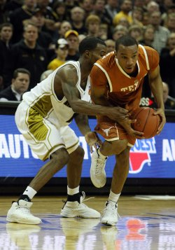 Texas Longhorns vs Missouri Tigers