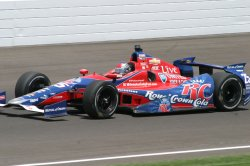 Preparations for Indianapolis 500