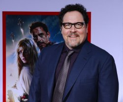 """Jon Favreau attends the """"Iron Man 3"""" premiere in Los Angeles"""