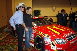 NASCAR Media Tour in Concord, North Carolina
