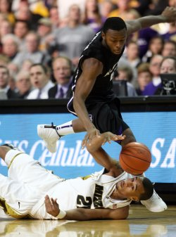 Kansas State Wildcats vs Missouri Tigers