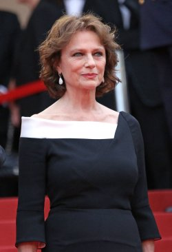 Jacqueline Bisset attends the Cannes Film Festival