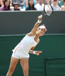 Day Six at Wimbledon Tennis Championships in London