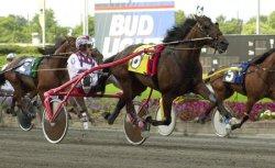 Hambletonian Oaks Elimination Races