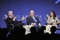 Clinton, Barbour, Cvejic participate in Panel at CGI America in Chicago