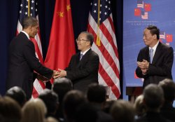 President Obama attends the U.S.-China Strategic and Economic Dialogue