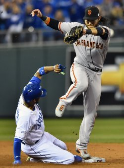 World Series Game 7 San Francisco Giants vs. Kansas City Royals