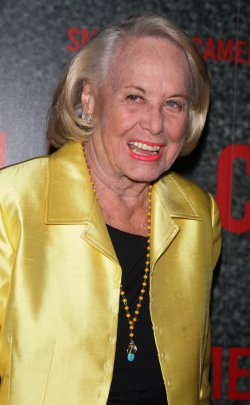 "Liz Smith arrives at the ""Smash His Camera"" Premiere in New York"
