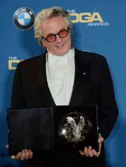 George Miller appears backstage at the 68th annual Directors Guild of America Awards