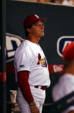 Cincinnati Reds vs St. Louis Cardinals baseball