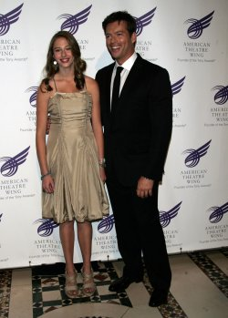 Harry Connick Jr. arrives for the 2010 American Theatre Wing Gala in New York