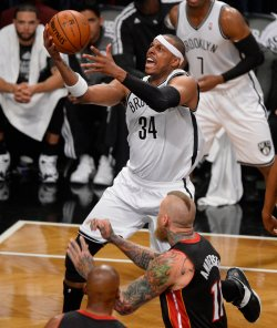 Miami Heat vs Brooklyn Nets in Game 3 of the Eastern Conference Semifinals