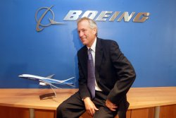 BOEING MCNERNEY PRESSER IN PARIS