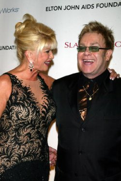 ELTON JOHN AIDS FOUNDATION BENEFIT