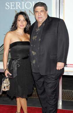 "Vincent Pastore arrives at the ""A Serious Man"" Premiere in New York"