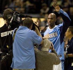 NBA Denver Nuggets host Dallas Mavericks