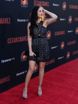"""Cesar Chavez"" premiere held in Los Angeles"