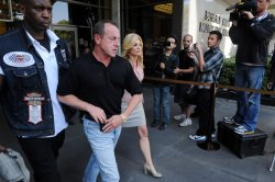 Lindsay Lohan sentenced for probation violation in Beverly Hills, California