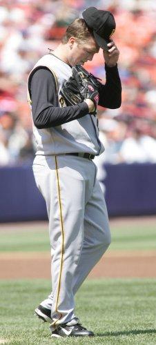 MLB Pittsburgh Pirates vs New York Mets