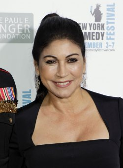 Caroline Hirsch arrives at the Stand Up For Heros Event at the Beacon Theatre in New York