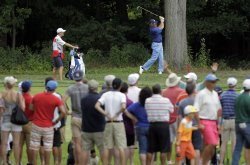 The Barclays final round at Ridgewood Country Club