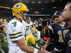 Green Bay Packers vs St. Louis Rams