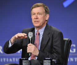 Hickenlooper Participates in Panel at CGI America Meeting in Chicago
