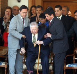 CHILE MARKS 30 YEARS SINCE ALLENDE