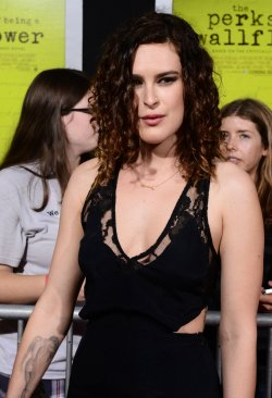 """Rumer Willis attends """"The Perks of Being a Wallflower"""" premiere in Los Angeles"""