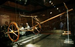 King Tutankhamun's chariot is shown for the first time in New York