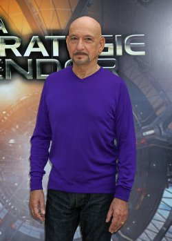 """Photo call for the film """"Ender's Game"""" in Paris"""