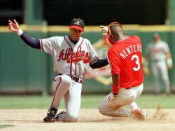 Cardinals v. Braves