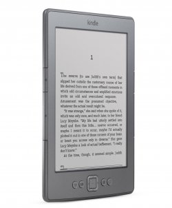 Amazon Unveils the New Kindle Tablet