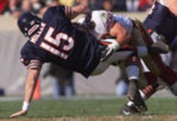 The San Francisco 49ers vs The Chicago Bears