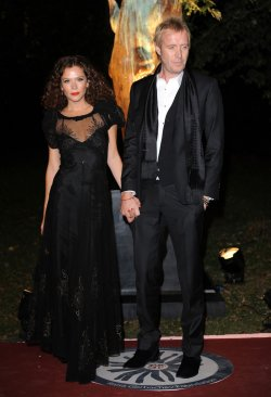 "Anna Friel and Rhys Ifans attend ""Raisa Gorbachev Foundation Party"" in London"